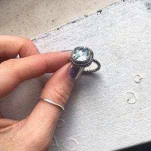 DY style ring size 8